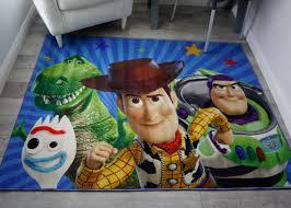 Disney Toy Story 4 Kids Room Rug 52 In X 69 In Micasa Shop