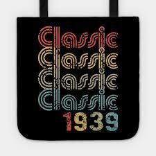 clic 80th birthday gifts 1939 80th