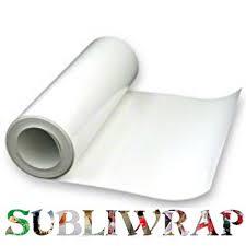 Sublimation Blank Adhesive Backed Vinyl Subliwrap