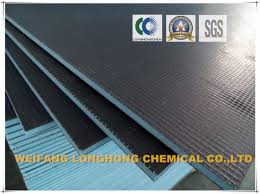 china fiberglass mesh reinforced tile