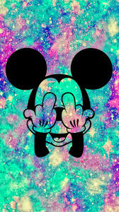 mickey mouse dope galaxy wallpapers