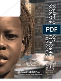 Catedra de Estudios Afrocolombianos   Publicación   Racismo