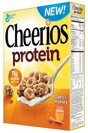 cheerios protein cereal sugary hype