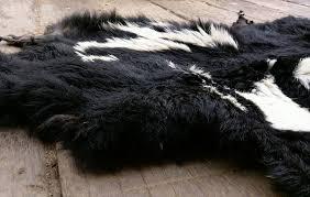 skins with fur using all natural