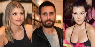 Kourtney Kardashian Response to Sofia Richie and Scott Disick ...