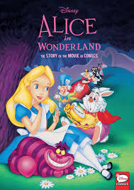 Disney Alice in Wonderland: The Story of the Movie in Comics eBook ...