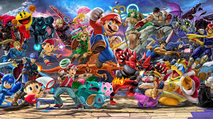 check out super smash bros ultimate s