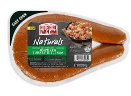 naturals uncured turkey kielbasa