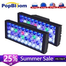 PopBloom Biển Hồ Cá Đèn LED Chiếu Sáng Suốt LED Rạn San Hô Ánh Sáng Đèn Cho  Bể Cá Led Tập Trung Đèn LED Bể Cá Turing30|chiếu sáng cho hồ cá