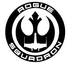 Star Wars Rogue Squadron Symbol Vinyl Decal Cosplay Jdm Helmet Sticker Window Ebay