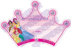 Invitaciones Disney Gratis Imagui