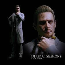 Derek C. Simmons (Character) - Giant Bomb