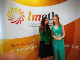 """Hilda Bailey on Twitter: """"Finally got to pop this up #awards #lmetb #LCA  @ColaisteNaMi Thanks for hosting the ceremony @LouthMeathETB… """""""