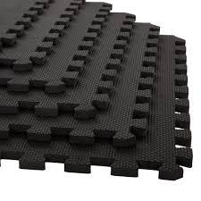 Foam Mat Floor Tiles Interlocking Eva Foam Padding By Stalwart Soft Flooring For Exercising Yoga Camping Kids Babies Playroom 6 Pack Walmart Com Walmart Com