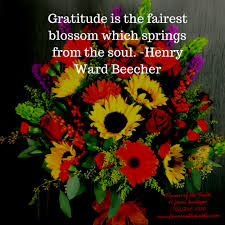 flower quotes about gratitude flowers of the field las vegas