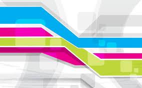 تحميل خلفيات خطوط ملونة 4k الأشكال الهندسية ضوء الخلفية