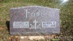 Myrna Charmagn Webb Ford (1930-1975) - Find A Grave Memorial