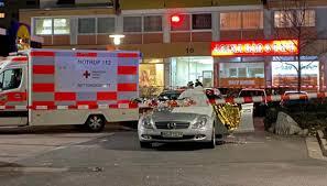 Germania, sparatorie ad Hanau: è strage