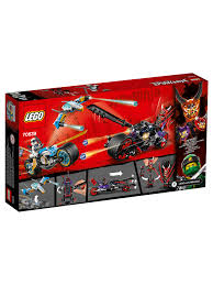 LEGO Ninjago 70639 Street Race of Snake Jaguar at John Lewis ...