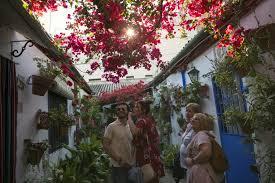 blooming gorgeous patios of cordoba