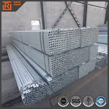 Weld Square Tubing Galvanized Steel Tubing Wholesale China Galvanized Tube Used Park Fence Posts China Suppliers 2364446