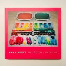 Signed; Eva & Adele - Day by Day / Painting - 2003 - Catawiki
