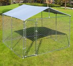 China Wholesale Large Outdoor Welded Chain Link Fence Dog Cage Kennel China Dog Kennel Wholesale And Dog Kennel Panels For Sale Price