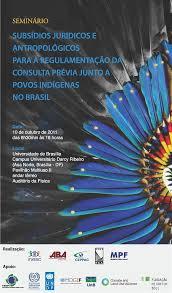 Encontro Temático sobre Consulta Prévia – RCA – Rede de Cooperação Amazônica