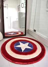Captain America Rug Marvel Bedroom Marvel Room Avengers Room