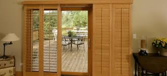 are sliding glass door blinds good to