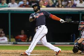 Almonte inelligible for playoffs, but helping Tribe get there