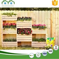 building planter boxes wooden flower