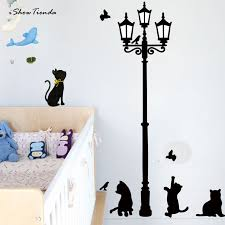 Wall Decor Home Garden Store Aladdin Jasmine Lamp Gin Wall Decal Boy And Girl Name Decal Nursery Decor Trendy Sticker Baby Room Decal 14