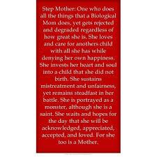 stepmom mothers day e لم يسبق له