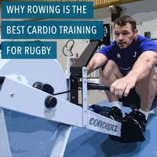 rowing is the best cardio for