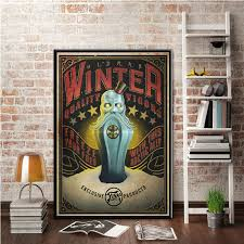 Poster Bioshock Rapture Video Game Movie Posters White Paper Painting Wall Art Picture For Living Room Home Decoration Buy At The Price Of 1 73 In Aliexpress Com Imall Com