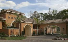 ultimate garage mediterranean home