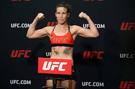 UFC Fight Night 128's Leslie Smith: Fighting For Change