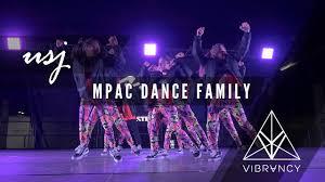 mpac dance family urban street jam