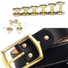5mm 6mm 8mm diy luggage leather metal