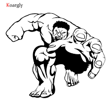 Koargly 20 23 4 Cm The Hulk Comics Reflective Glasses Car Sticker Vinyl Decal Decorate Stickers Car Styling Accessoies M267 Car Stickers Aliexpress