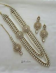 kundan jewellery indian bridal jewelry