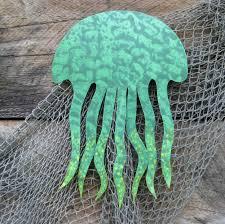 handmade sea life wall art sculpture