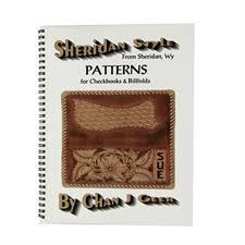 wallet template weaver leathercraft