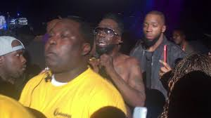 Teddy Riley and Aaron Hall - GUY performs New Years Day - YouTube
