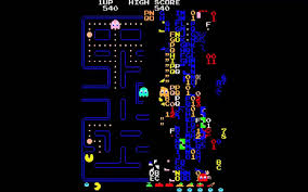 reach level 256 in the game pac man