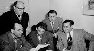 Congress cites 'Hollywood 10' for contempt, Nov. 24, 1947 - POLITICO