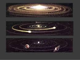 Origen del Sistema Solar | Astronomia