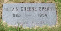 Melvin Greene Sperry (1865-1954) - Find A Grave Memorial