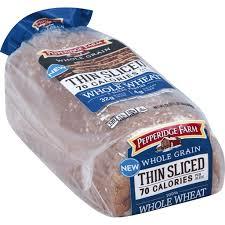 pepperidge farm bread whole grain